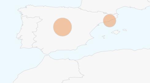 Google Analytics Real Time Localización