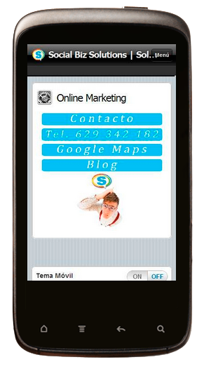 Social Biz Solutions Mobile