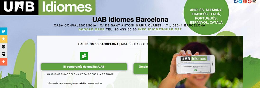 UAB Idiomes Barcelona