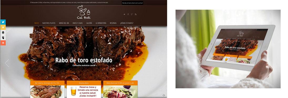 Restaurante Cal Boti