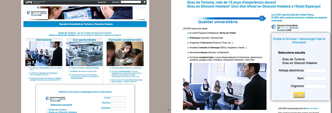 Escola Universitària de Turisme i Direcció Hotelera