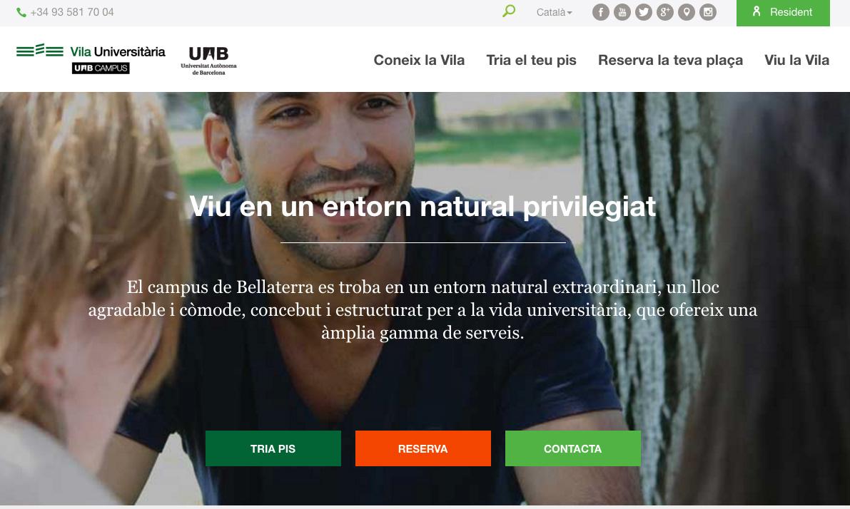 Vila Universitària UAB