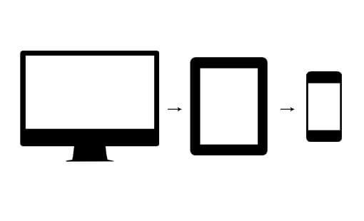 Desktop fisrt
